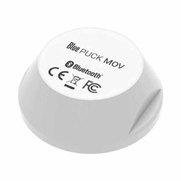 Pametni senzor IoT MQTT BLE beacon 500m gibanje BLUE PUCK MOV Teltonika