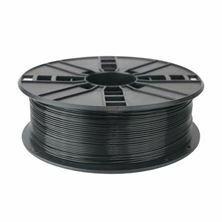 Polnilo PLA Črno 1,75mm, 1,0kg Gembird 3DP-PLA1.75-01-BK