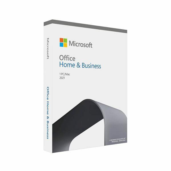 Microsoft Office 2021 Home & Business, FPP - slovenski, T5D-03549